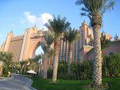 O Hotel Atlantis em Dubai, Emirados Árabes Unidos