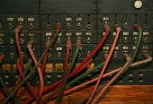 Old Switchboard Wires