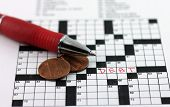 Debt Crossword