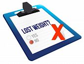 Lost Weight Yes Or No Selection