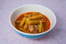 picture of dialect  - Kaeng Marum - JPG