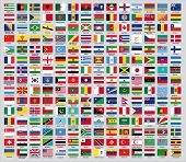 foto of north sudan  - An update of the flags of the countries of the new world - JPG