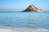 Sardinia seaside