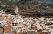 Medieval White Village