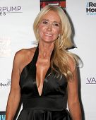 LOS ANGELES - OCT 23:  Kim Richards at the Real Housewives of Beverly Hills Season 4 Party AND Vande