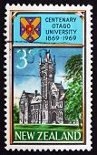 Postage Stamp New Zealand 1973 Otago University