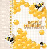 So sweet Birthday card