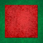 Merry Christmas design background red green color layers of vintage grunge background texture
