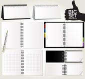 Big set design elements for your advertising