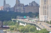 Henry Hudson Highway (West Side) in Manhattan