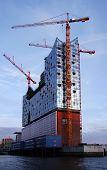 Elbphilharmonie - Elbe Philharmonic Hall Hamburg