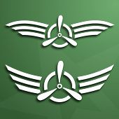 Airforce emblems