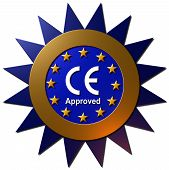 CE Approved (Blue Star)