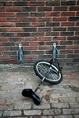 Unicycle Parking