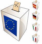 European Urn Symbol