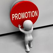 Promotion Button Shows New And Higher Role