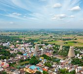 stock photo of tamil  - Lord Bhakthavatsaleswarar Temple - JPG