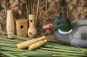 Duck Decoys And Whistles