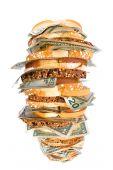 Geld-sandwich