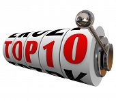 Top 10 Slot Machine Dial Bet Best Ten Results Success