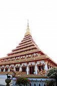 Thailand Temple Of Gold Sanctuary.