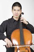 Asian Cellist 1