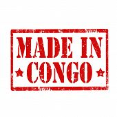 Made In Congo-stamp