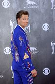 LAS VEGAS - APR 6:  Frankie Ballard at the 2014 Academy of Country Music Awards - Arrivals at MGM Gr
