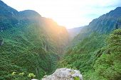 stock photo of emei  - beautiful andscape in top of emei mountain - JPG