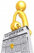 Gold Guy Employment Classifieds Briefcase