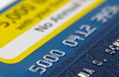 picture of debit card  - debit card  - JPG