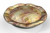 Money Pie South African Rand