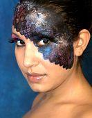 Artistic Face Make Up