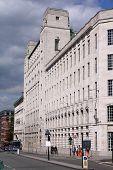 Faraday Building, London