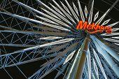 Ferris wheel, Bangkok, Thailand