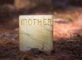 Mother  Stone Gravesite