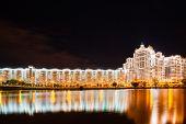 Building In Minsk, Downtown (nemiga, Nyamiha)