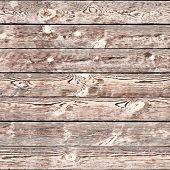 Bleach Knotted Planks Background