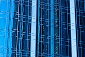 Abstract Steel And Glass Pattern