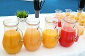 Fresh Juice Jugs