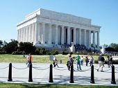 Washington Lincoln National Memorial 2010
