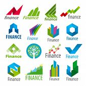 Big Set Of Vector Icons Finance