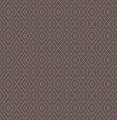 Geometric  Seamless Pattern with Golden Dots