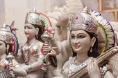 Marble Hindu Gods