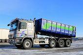 Sisu Polar V8 Tipper Truck