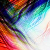 abstract colored lighting effects background.