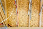 pic of attic  - Thermal insulation material  - JPG