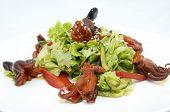 salad of octopus