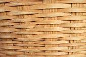 Bamboo Weave Pattern