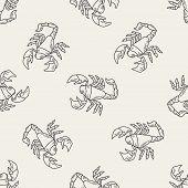 image of scorpion  - Scorpion Doodle - JPG